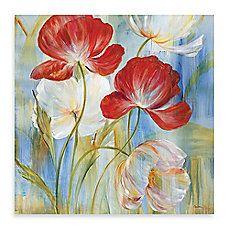image of Scarlet Spring Wall Art