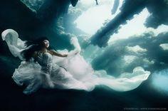 海中精靈現身!Von Wong的高難度海底攝影集 | 大人物