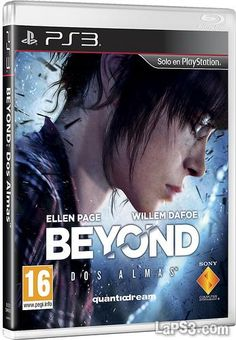 Esta será la caratula definitiva de Beyond: Two Souls, traducido para España como Beyond: Dos Almas.