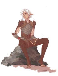 Dragon age and Silmarillion