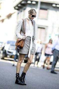 12 Reglas de moda que se hicieron para romperse : ELLE