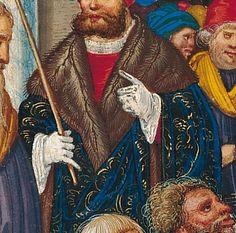 Ottheinrich-Bibel, Bd. 2: Mt 26,31 - Lk 5,26 Regensburger Raum, 15./16. Jh. Cgm…