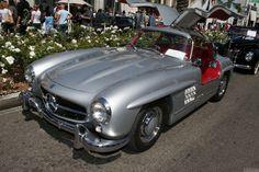 1957 - Mercedes-Benz 300 SL Gullwing