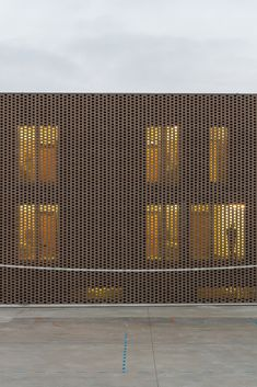 Gallery of 18 Fantastic Permeable Facades - 4