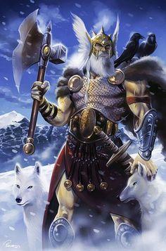 Myth War: Odin vs Zeus vs Quetzalcoatl - Battles - Comic Vine