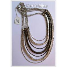 e7410f5cbbb8 Collar Hindu Plateado 134288863xjm en Mercado Libre Argentina