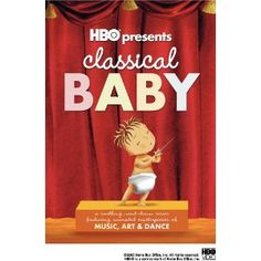 Classical Baby - Music, Art & Dance - great videos with some of the classics.. very well done.  My baby loves them