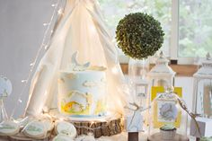 Guess How Much I Love You First Birthday Party details to LOVE.. ♥ Guess How…
