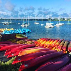 Lake Calhoun : Minneapolis, MN : September