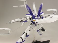 MG 1/100 Hi-Nu Gundam Ver.Ka assembled: Photoreview No.29 Big Size Images, Info http://www.gunjap.net/site/?p=200770