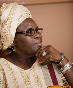 Women's Worldwide Web pays tribute to a woman remarkable for her generosity, her vivacity and her unique vision of the world—the renowned African poet, Ama Ata Aidoo.