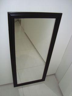 Made by Samy: DIY - Moldura de espelho com papel contact  Olá Pe...
