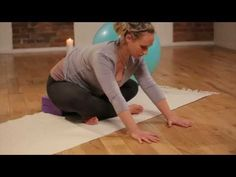 Yoga for Birth Preparation - A class focusing on Yoga especially for the last few weeks of pregnancy