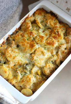 Brocolli, Cooking Recipes, Healthy Recipes, Weird Food, Food To Make, Macaroni And Cheese, Dinner Recipes, Food And Drink, Tasty