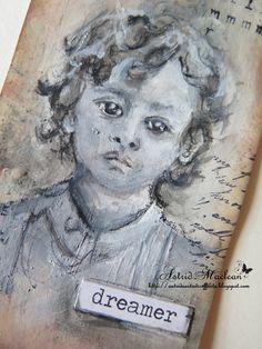 Astrid's Artistic Efforts: Children of the Wild