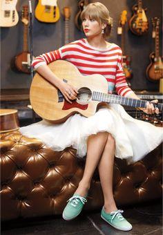 私服を真似っこ''テイラー・スウィフト化計画♡''[ファッション編]|MERY [メリー]