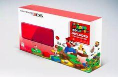 Nintendo 3ds xl mario 3d land bundle