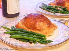 Easy Beef Wellington - been looking for a receipe for this!!!