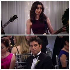 Ted And Tracy, How We Met, I Meet You, Told You So, Thank You Mom, Friends Series, Himym, How I Met Your Mother, Best Series