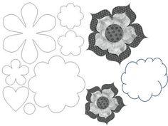 Fazendo a festa: Flores de papel