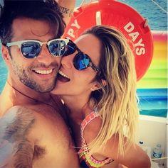 Amor e estilo não faltam no casal Giovana Ewbank e Bruno Gagliasso! #muitoamor…