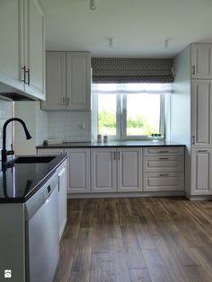 Kuchnia, styl prowansalski Kuchnia - zdjęcie od Interiori Pracownia Architektury Wnętrz