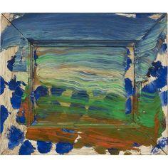 Howard Hodgkin, Low Tide 2012 x Tachisme, Art And Illustration, Illustrations, Action Painting, Jackson Pollock, Howard Hodgkin, Street Art, Sculpture, Oeuvre D'art