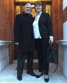 Molecular profiling gave new hope to retired company director Spartaco Dusi, 76, (pictured with his wife Giulana), after he was diagnosed with liver cancer in February at a hospital near his home in Sweden