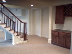 stairs to basement?