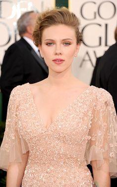 スカーレット・ヨハンソン @2011 Golden Globe Awardsの画像 | ♡ゴシップ ガールのミーハー日記♡パパラッチ画像・海外セレブ・ゴシップ…