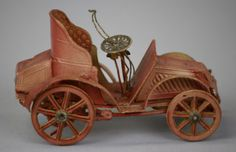 2099: EARLY GERMAN DRESDEN AUTOMOBILE : Lot 2099