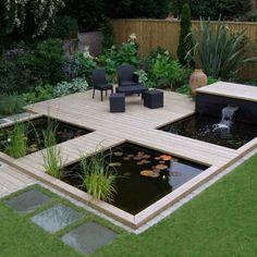 De 20+ beste afbeeldingen van Moderne tuin ☀ in 2020