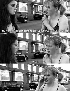 Effy and Pandora at Skins UK Movies Showing, Movies And Tv Shows, Motivacional Quotes, Movie Quotes, Qoutes, Skins Uk, Kaya Scodelario, New Skin, Best Shows Ever