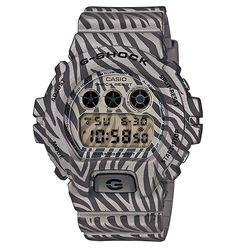 Zebra Camo Series. G-SHOCK