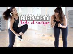 Rutina entrenamiento para todo el cuerpo | Total body 10 minutos - YouTube