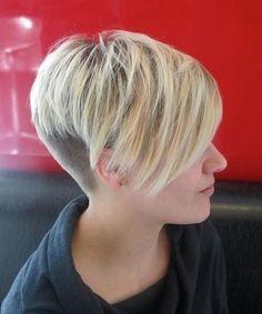 Most Demanding Short Layered Hairstyles for Women #LayeredHairstylesForWomen