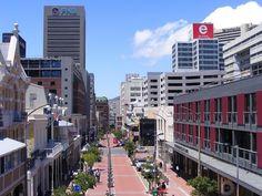 Cape Town urbanism