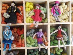 Krunkað the hatches - Knit on Ice: Knitting Journey July 3