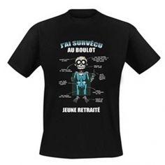 Im un peu un coup de poker-Oui je suis Unisexe Organique T-Shirt