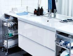 kontejner vlevo - IKEA