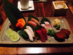 sashimiplatter Sushi, Cheese, Bar, Canning, Food, Meal, Eten, Meals, Conservation