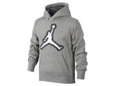 Jordan Jumpy Luxe Classic Pullover Boys' Hoodie