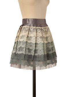 The Chantilly Grace Skirt. Modcloth. DIY Inspiration