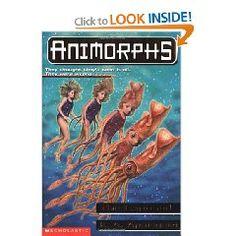 Animorphs #27- Rachel