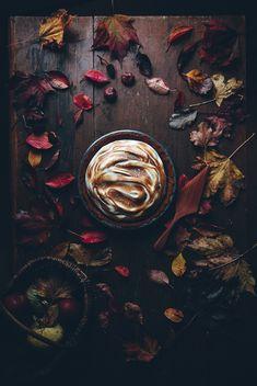 Vegan Chocolate Meringue Pie Recipe