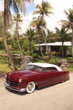 Yaril Quintana's 1950 Ford - Kustomrama ★。☆。JpM ENTERTAINMENT ☆。★。