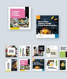 Modern Social Media Kit (Vol. Social Media Ad, Social Media Branding, Social Media Template, Social Media Design, Layout Design, Ux Design, Design Ideas, Catalog Design, Media Kit