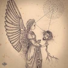 Alchemy Art, Esoteric Art, Spirited Art, Mystique, Sacred Art, Sacred Geometry, Occult, Black Art, Les Oeuvres