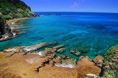 the blue lagoon - Batan, Batanes