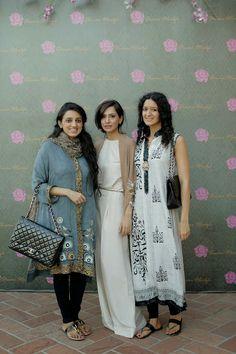 Style Stripped - Pakistan's Premier Fashion and Style Portal.: Umaima Mustafa: Store Launch